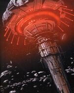 Omega in Mass Effect Erlösung