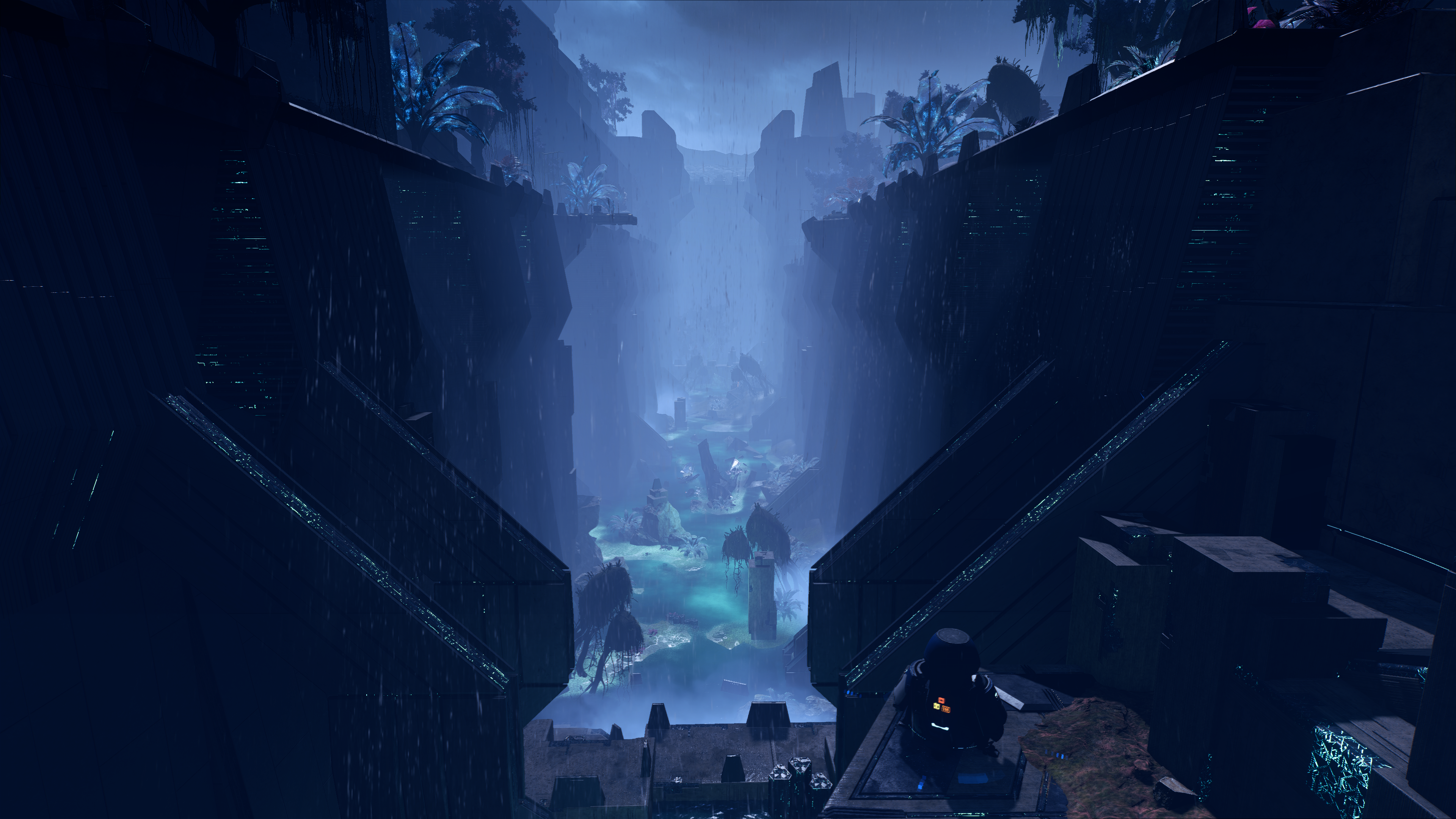 Chasm of the Builders