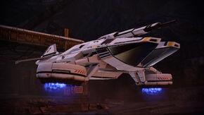 Mass Effect 2's Mako substitute