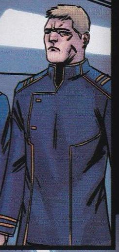 Captain Dillard