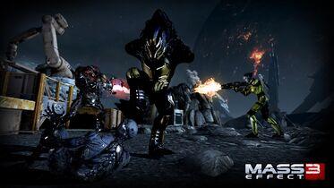 ME3 DLC Возрождение 3