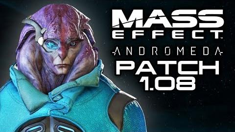 MASS EFFECT ANDROMEDA Patch 1