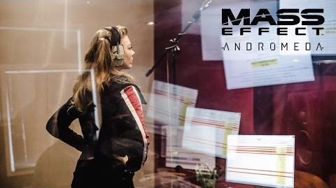 Mass Effect™ Andromeda Natalie Dormer jako Dr Lexi T'Perro