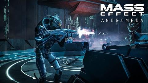 "MASS EFFECT™ ANDROMEDA – APEX Mission Brief 08 ""Deeper into the Ruins"""