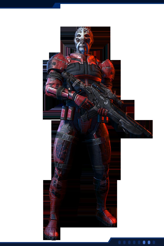 Батарианец (солдат)