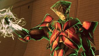 Behold, the Avatar of Vengeance