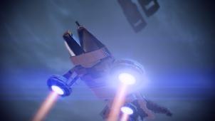 The Hammerhead lands on Karumto