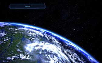 MassEffect поверхность Земля