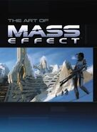 The Art of Mass Effect portada