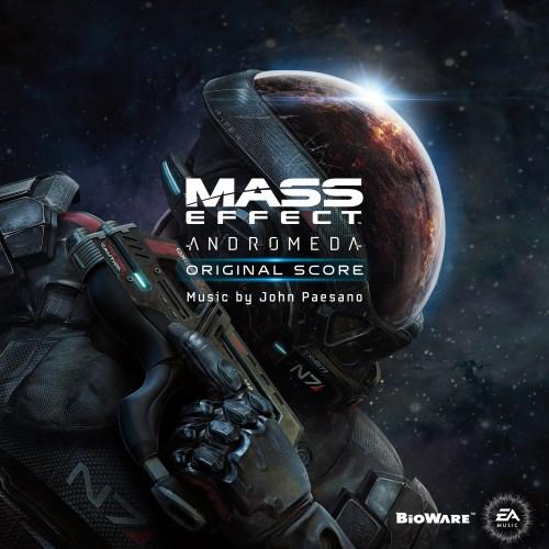 Mass Effect: Andromeda/Ścieżka dźwiękowa