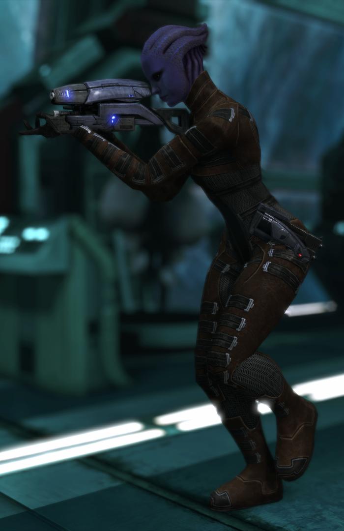 Asari Commando (enemy)