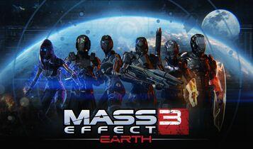 ME3 DLC Земля 1