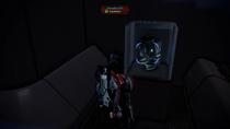 ME2GC LE Parte de la armadura N7 original de Shepard