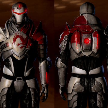 Blood Dragon Armor Mass Effect Wiki Fandom #my face #cassandra pentaghast #dragon age #mass effect #n7 armour #cosplay #a saw this post floating around and i just couldnt help myself #commander shepard. blood dragon armor mass effect wiki