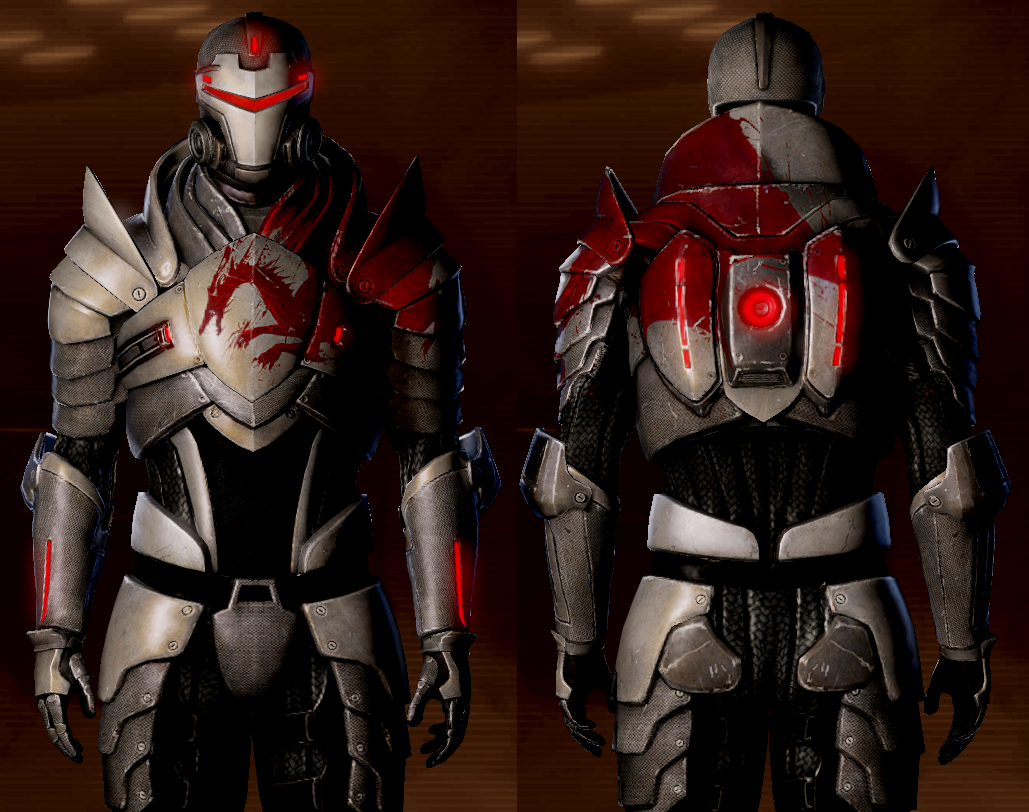Blood Dragon Armor Mass Effect Wiki Fandom The armor is obtained by entering the registration code for dragon age: blood dragon armor mass effect wiki