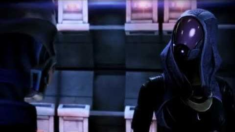 Mass Effect 3 - Liara VS Tali (FR)