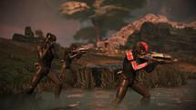 MELE Marines de la Alianza en Eden Prime
