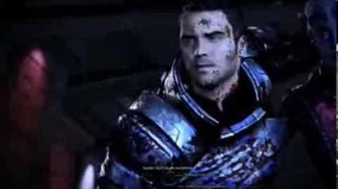 Mass Effect Shepard & Kaidan - A thousand years
