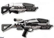 TAoMEU Lancer M-7 plegado y desplegado