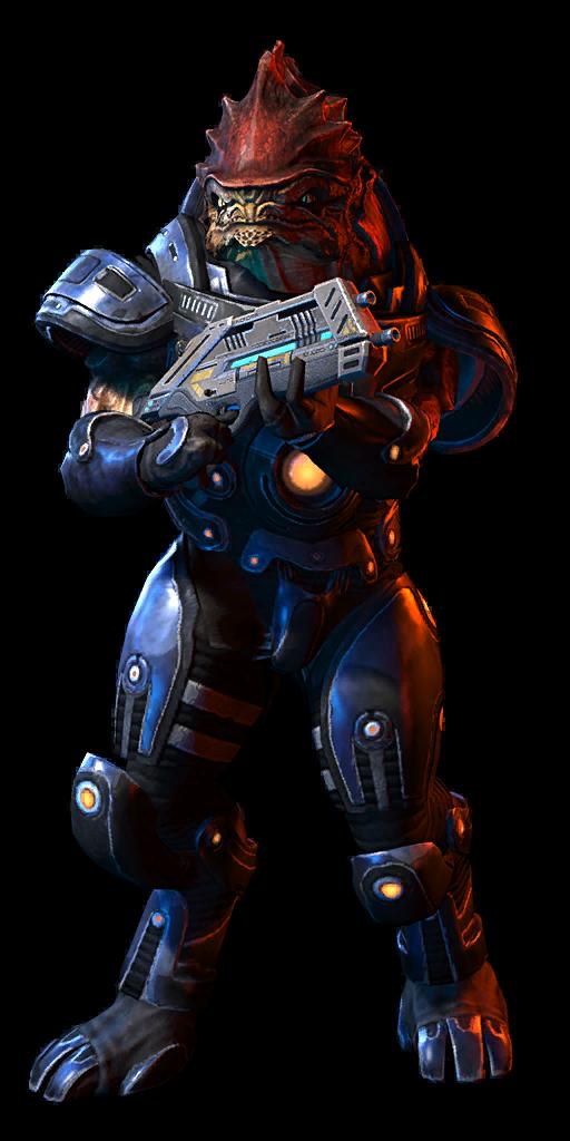 Krogan Sentinel