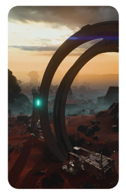 Planets and Locations