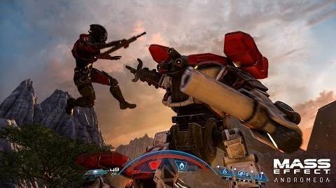Mass Effect™ Andromeda – oficjalny zwiastun z rozgrywką