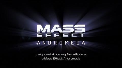 Mass Effect™ Andromeda Cosplay Aleca Rydera