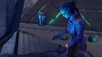 Centuries-old tech sparks Peebee's intellectual interest