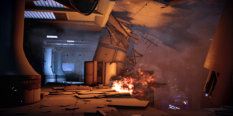 Mass Effect Projekt Blaue Morgenröte