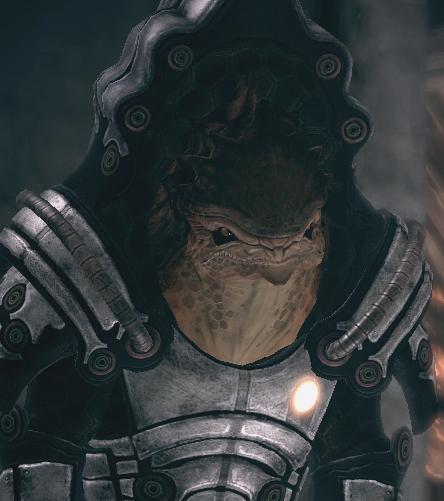 Kroganischer Commander