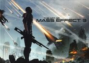 The Art of Mass Effect 3