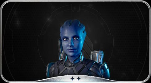 Asari Adept (Mass Effect: Andromeda)