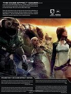 The Art of Mass Effect Universe reverso