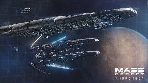 Inicjatywa Andromeda – odprawa arki i Nexus