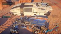 Nomad vs Lanzadera Kodiak