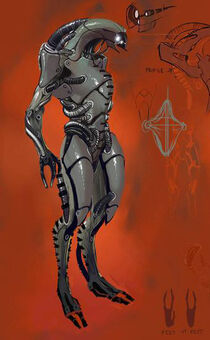 Geth-AI-Mass-Effect