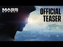 The Next Mass Effect - Official Teaser Trailer