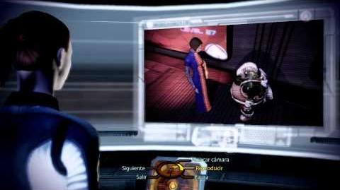 Khalisah Al-Jilani vid 2 (Shadow Broker dlc) Mass Effect 2