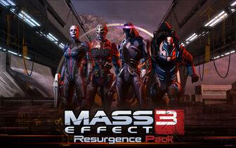 ME3 DLC Возрождение 1