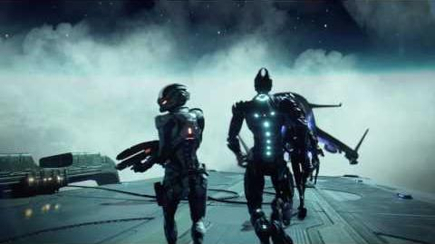 Mass Effect Andromeda - Accolades Trailer