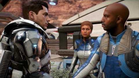 Mars80/Erkundung, Entdeckung und Herstellung in Mass Effect: Andromeda
