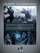 The Art of Mass Effect Andromeda reverso