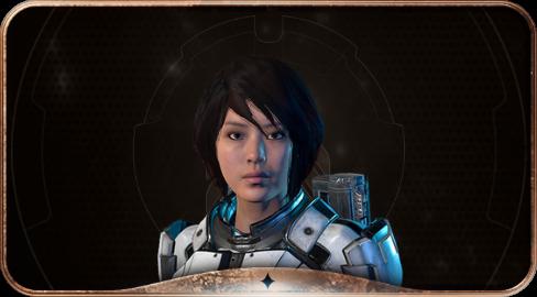 Human Sentinel (Mass Effect: Andromeda)