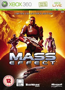 Mass Effect Limited Collector's Edition