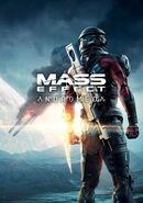 Mass Effect Andromeda deluxe cover