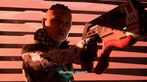 Mars80/Andromeda Gameplay-Trailer