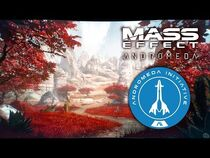 ANDROMEDA INITIATIVE - Golden Worlds Briefing