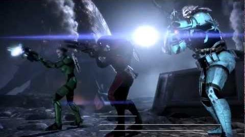 Mass Effect 3 - Resurgence Trailer (Deutsch)