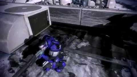 Mass Effect 3 - Баг