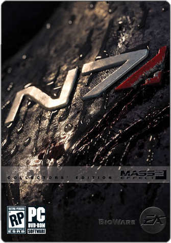 Mass Effect 2 Limited Collectors' Edition
